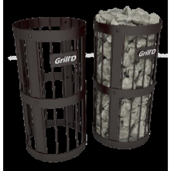 Сетка для камней Grill'D L600 D300 black