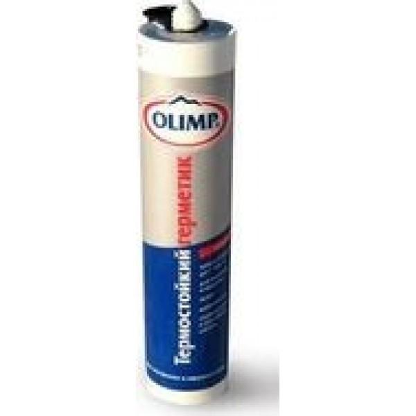 Герметик термостойкий  OLIMP 290 ml
