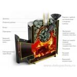 Ангара 2012 Carbon антрацит с ТО