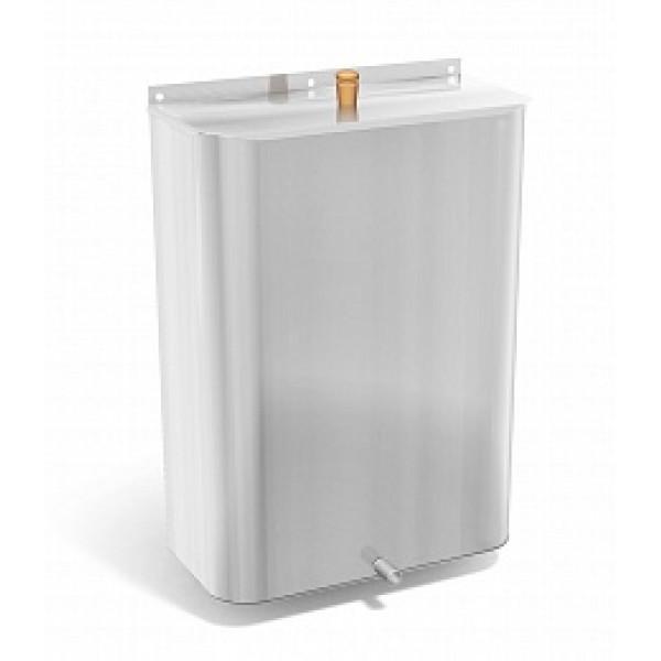 Выносной бак Ермак INOX (40 л) из нержавеющей стали