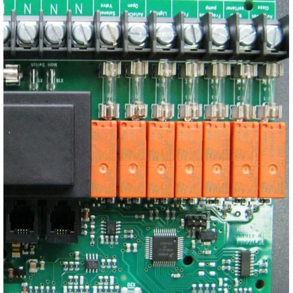 WX604 Силовая плата для парогенератора HGX