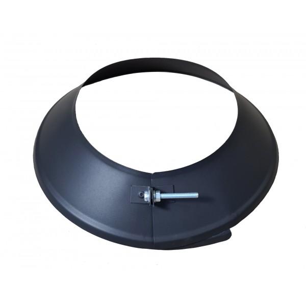 Юбка (430/0,5 мм / эмаль /600° черная) Ф200