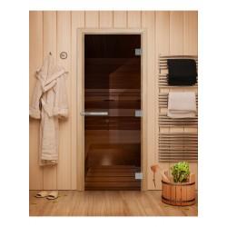 Двери для саун DoorWood Эталон 10мм