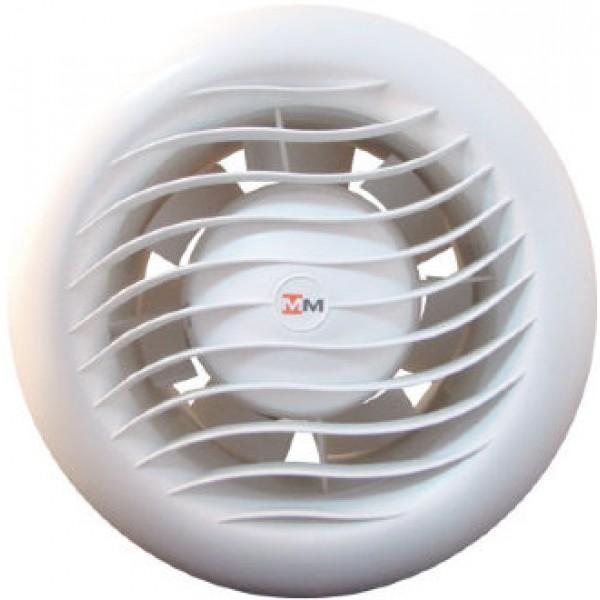 Высокотемпературный жаростойкий вентилятор для бани и сауны мм-s 100