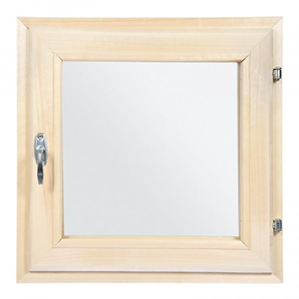 Форточка Липа стеклопакет 30х30
