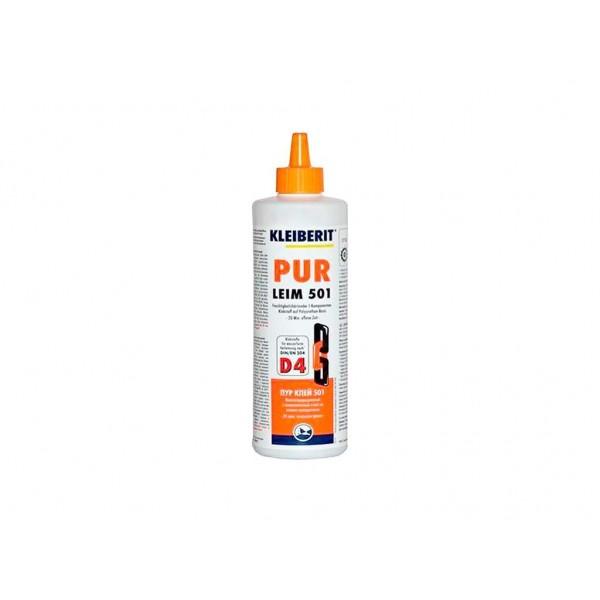 ПУР клей на основе полиуретана для соли  D4 0.5кг