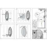 Светильник  для сауны Harvia SAS21060 (40 Вт)