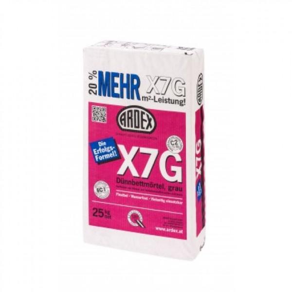 Клей X7G ARDEX (25кг)