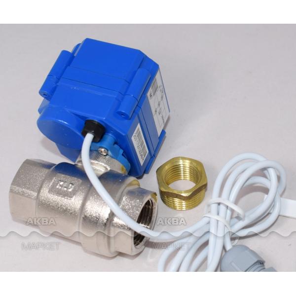 Клапан автоотчистки AUTO CLEAN VALVE