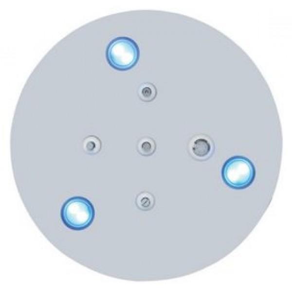 Потолочный элемент PVC для душа впечатлений