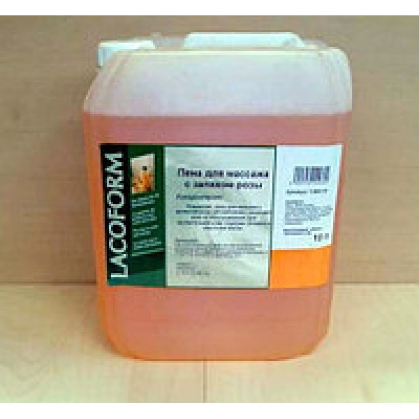 WDT Пенный концентрат 10л