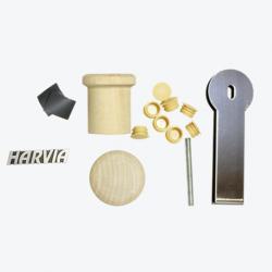 Запасные части для дверей Harvia