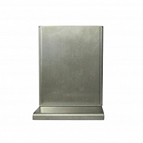 Пластина дожига, защита задней стенки для Kastor KSIL, KSIS, Saga